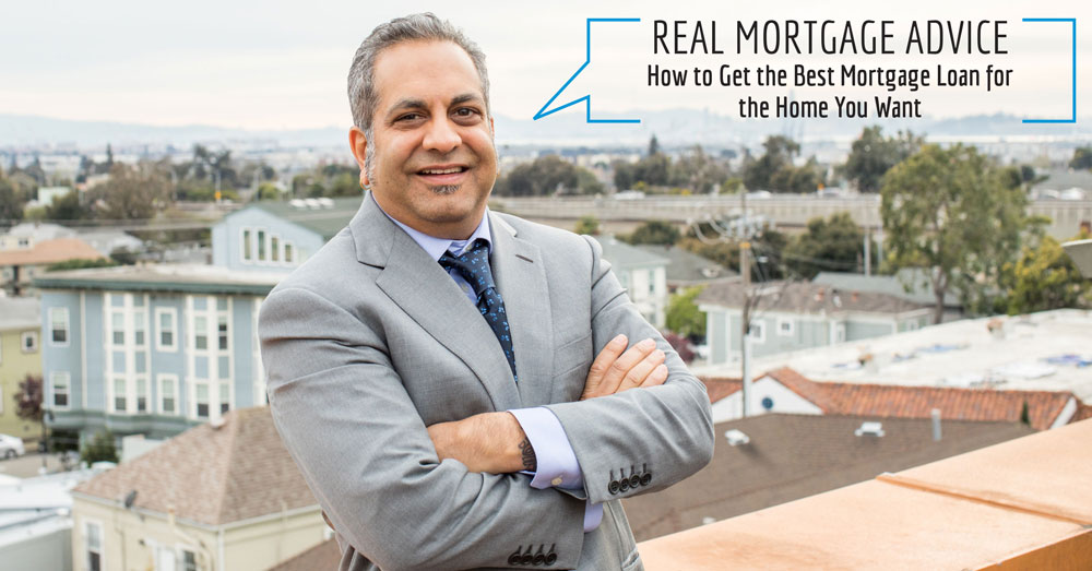 Real mortgage advice from Vic Joshi