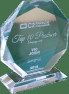 Top 10 Producer Vic Joshi