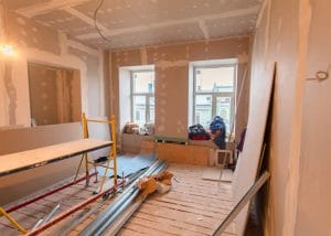 remodel construction