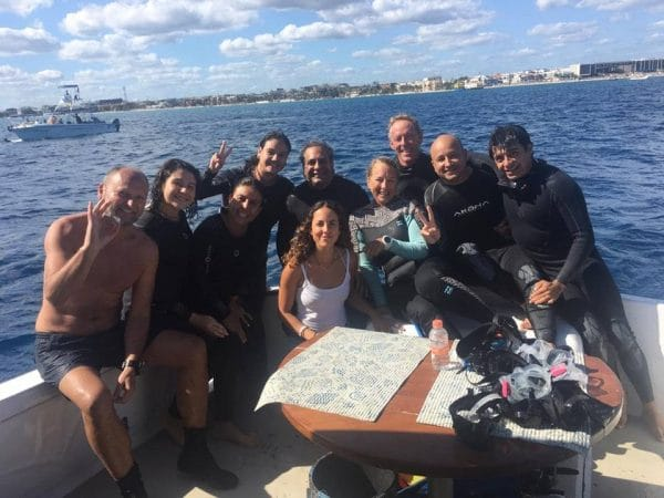 Diving & fishing trip with Aquatic Sport