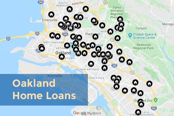 Mortgage Loans in Oakland CA