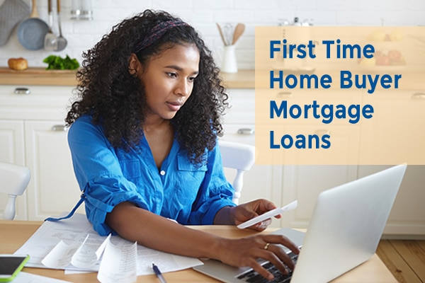 first time home buyer mortgage loans