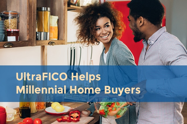 UltraFICO helps millennial home buyers