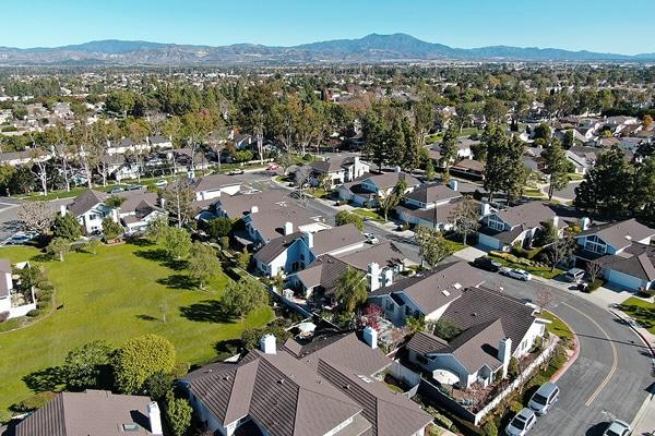 Irvine, California home loans