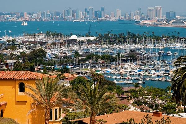 San Diego, California home loans