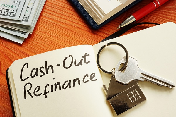 refinance your home mortgage with cash out
